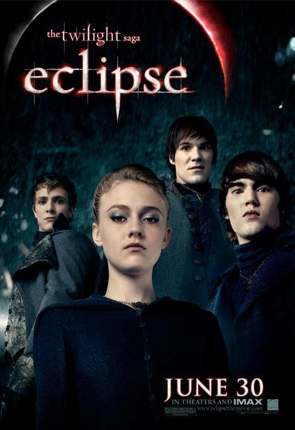 Twilight Eclipse Volturi poster