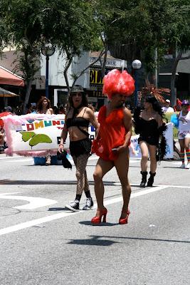 Attitude West Hollywood Gay Pride 2010