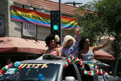 Fiesta Ladies LA gay Pride 2010