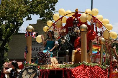 Emperor Roscoe de Leon LA Pride 2010