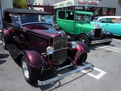 1932 Ford Phaeton Gilmore Auto Show