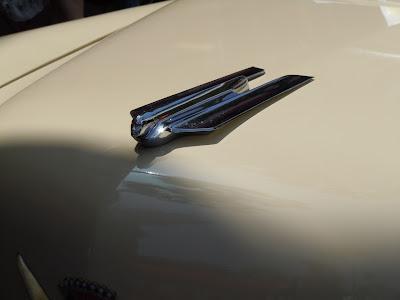 1953 Cadillac 62 detail