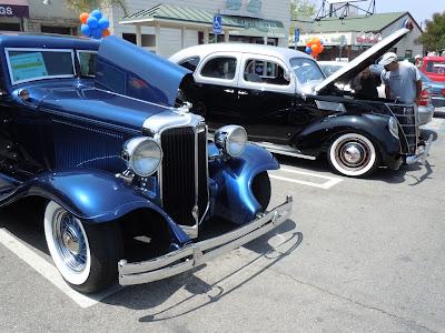 Gilmore Heritage Auto Show 2010