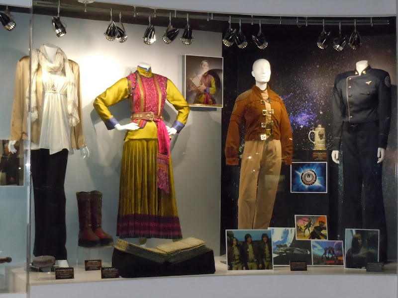 Universal Studios Movie and TV costumes