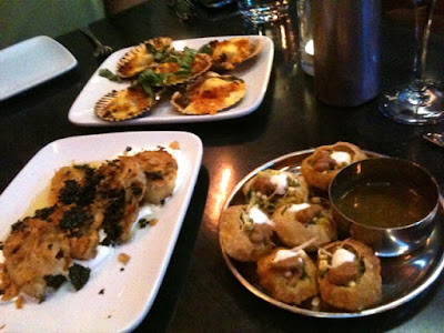 Susan Feniger's Street food starters