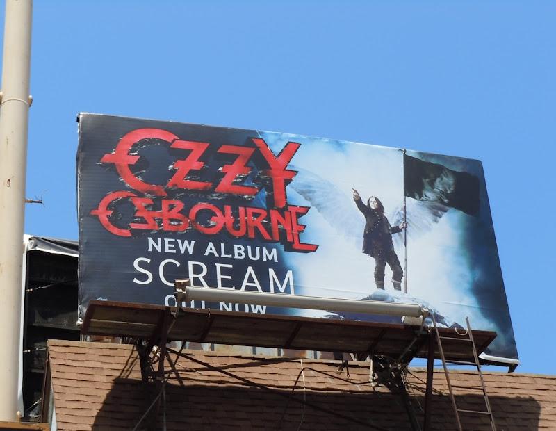 Dark Angel Ozzy Osbourne