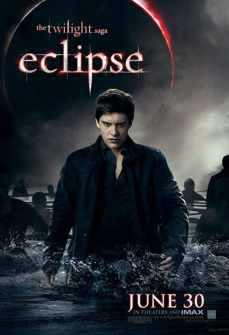 Twilight Eclipse vampire army poster