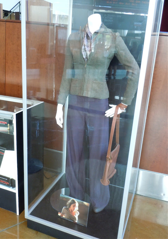 Inception Marion Cotillard movie costume