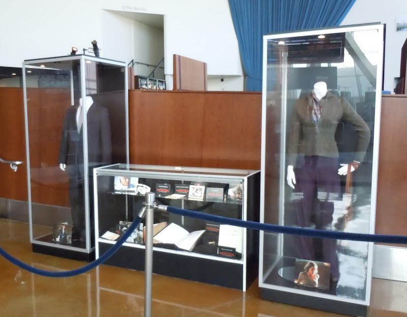 Inception movie costume display