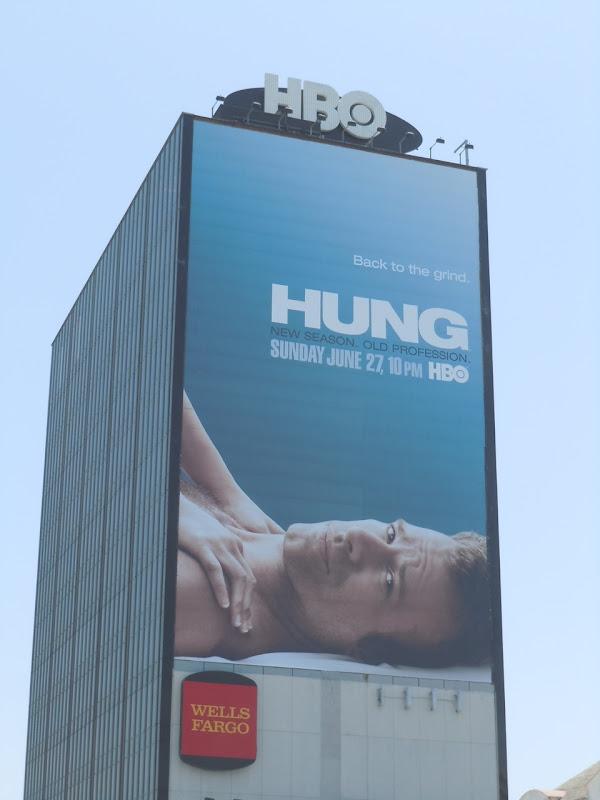 Hung season 2 billboard