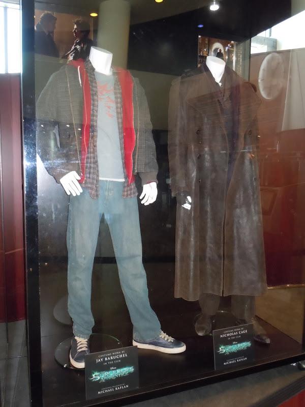 Dave and Balthazar Sorcerer's Apprentice costumes