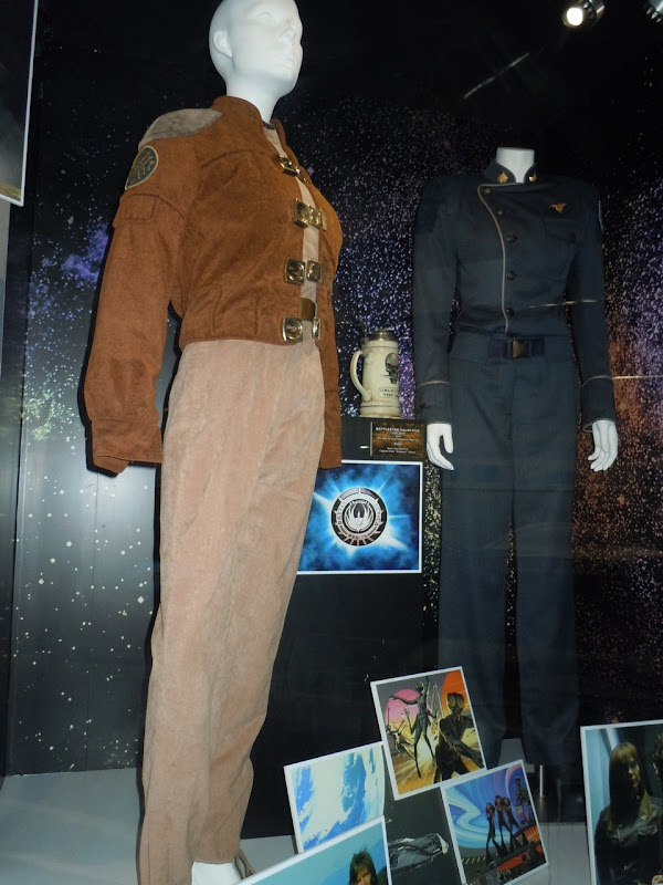 Original Battlestar Galactica costumes