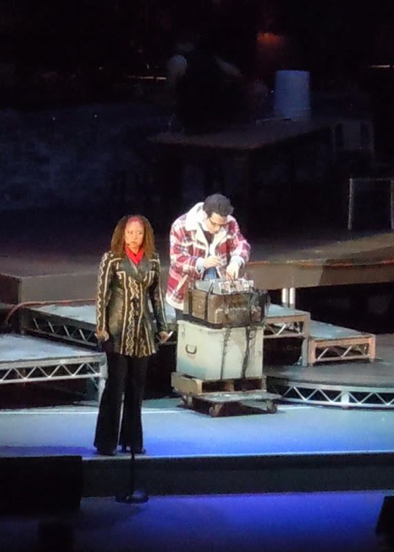 Tracie Thoms Rent Hollywood Bowl