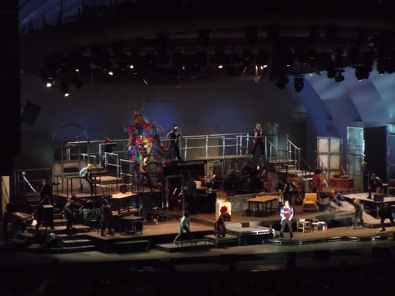 Mark in Rent Hollywood Bowl