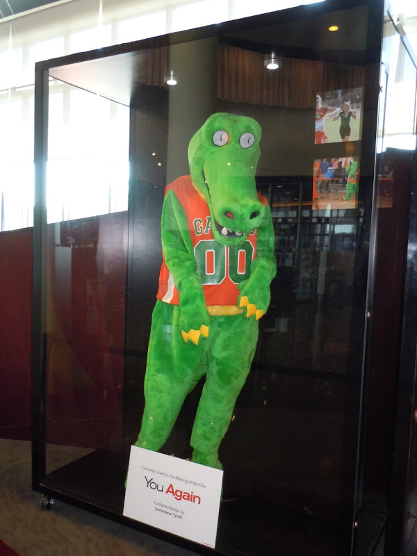 You Again Gators mascot costume