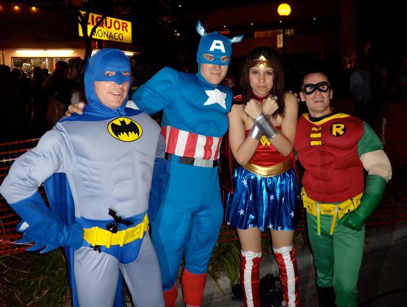 WEHO Halloween Heroes 2009