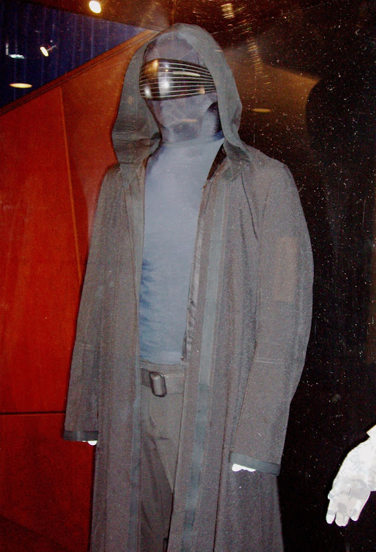 GI Joe Snake Eyes film costume