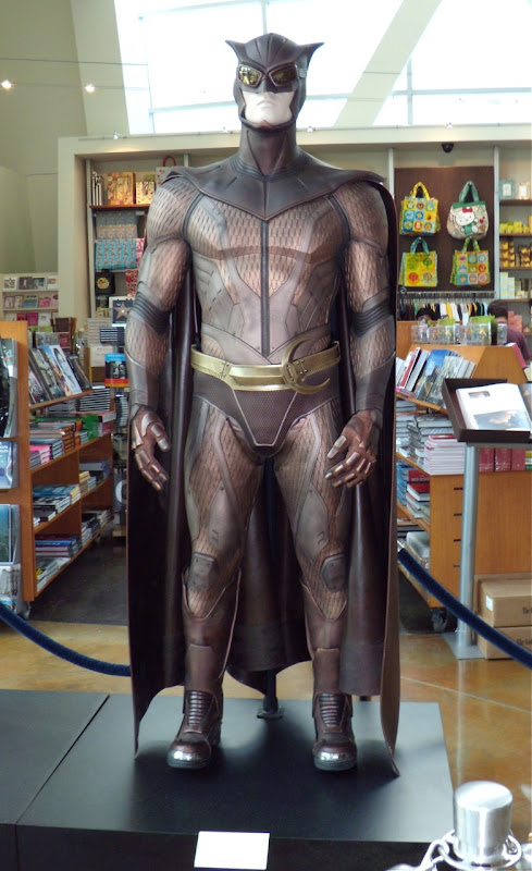 Nite Owl II Watchmen costume & Halloween costume inspiration: Heroes... | Hollywood Movie Costumes