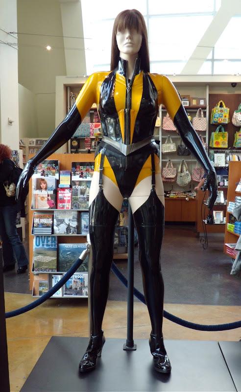 Silk Soectre II Watchmen costume