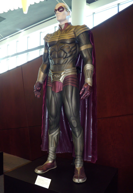 Ozymandius Watmen costume