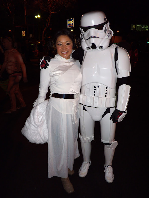 Halloween Star Wars costumes