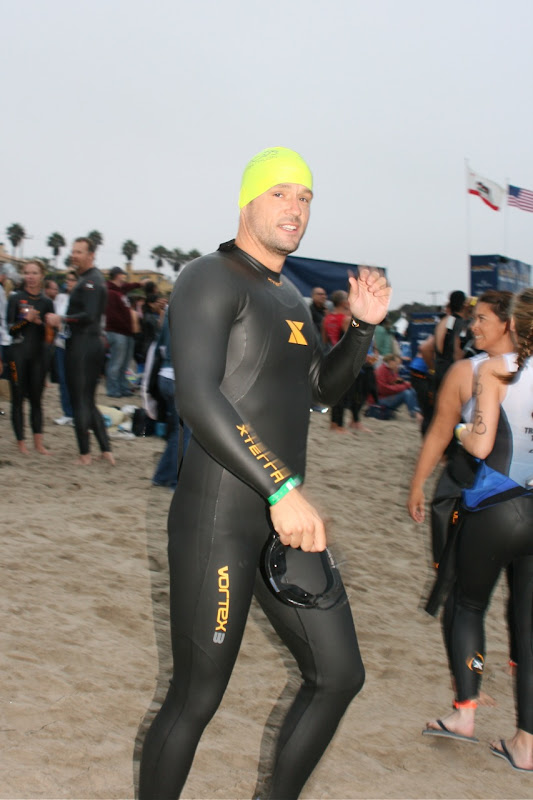 Josh Hopkins Malibu Triathlon 2010