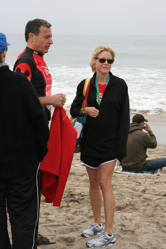 Malibu Triathlon Julie Bowen 2010