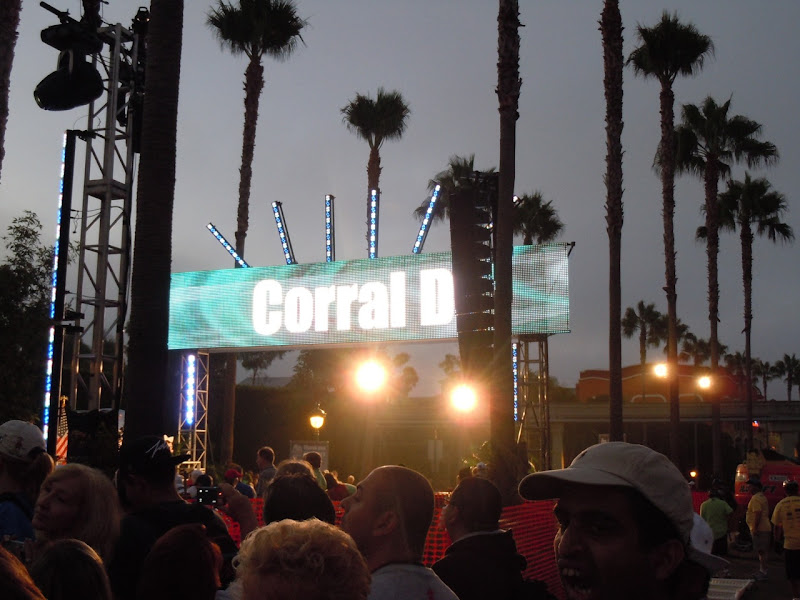 Corral D Disneyland Half Marathon 2010