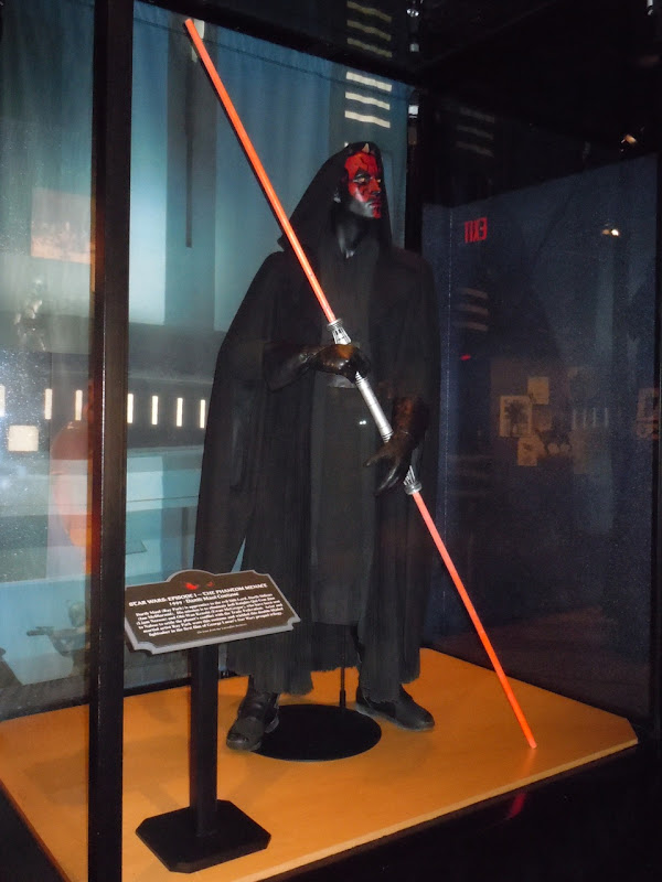Ray Park's Darth Maul costume
