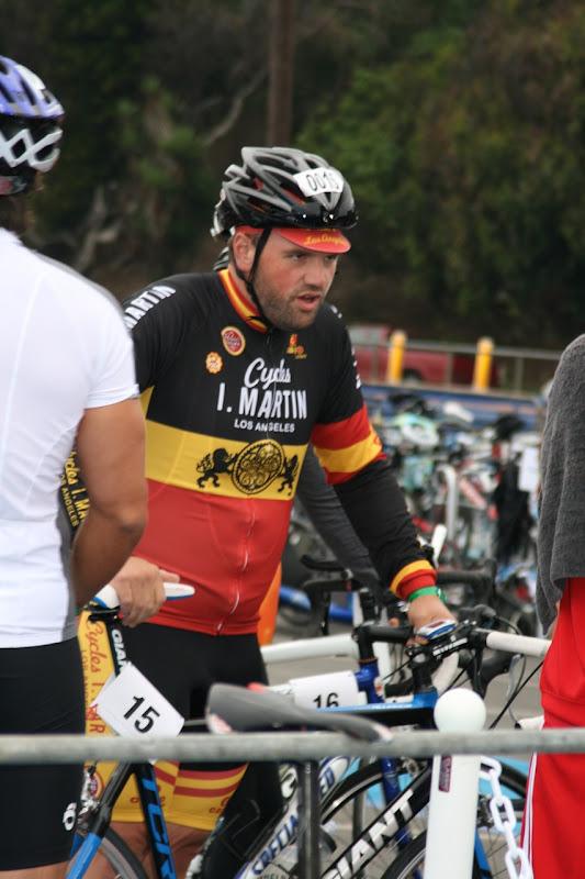 Ethan Suplee Malibu Triathlon 2010