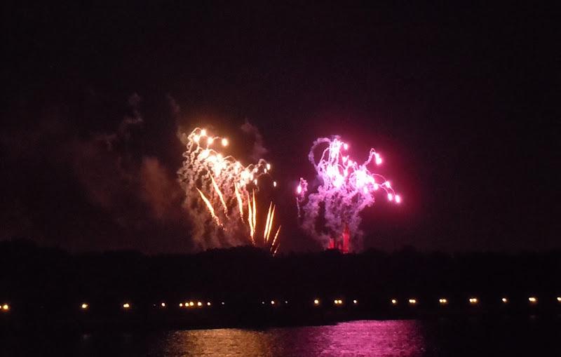 Magic Kingdom fireworks Orlando