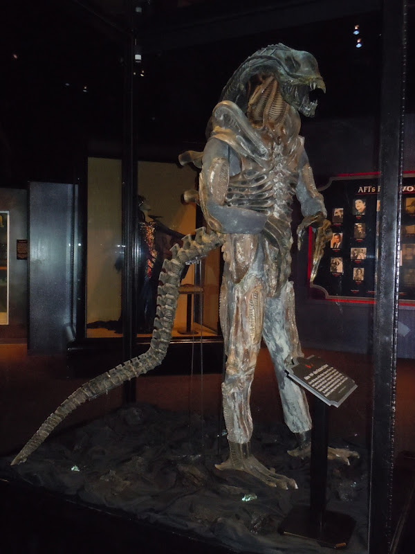 Original Aliens costume