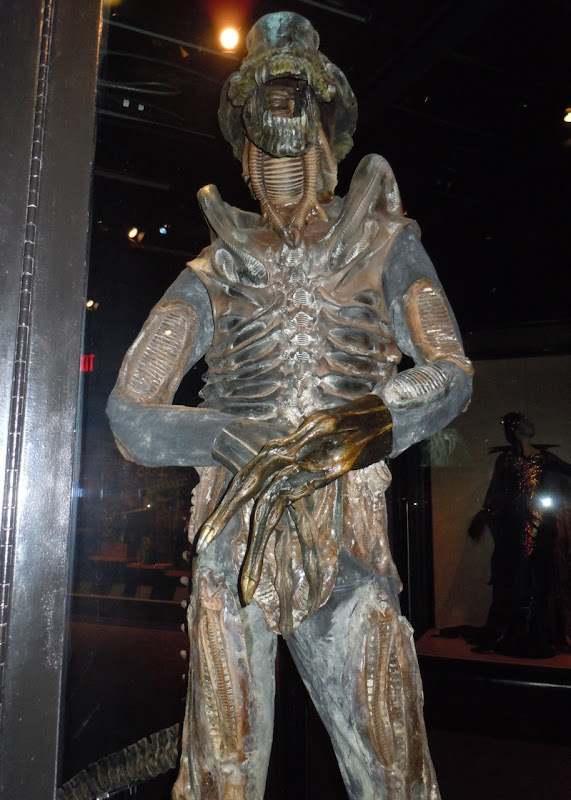 Alien costume from Aliens