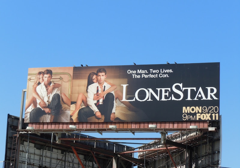 Lone Star TV billboard