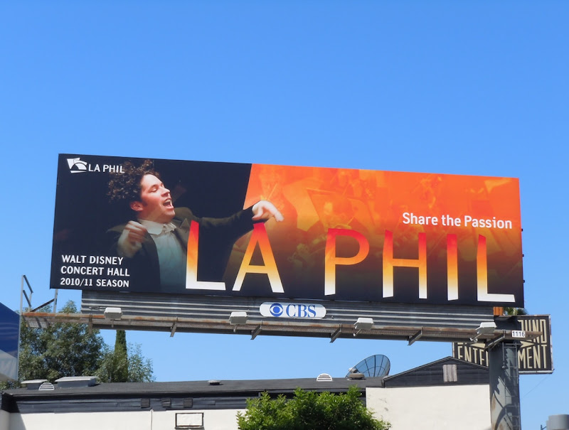 LA Phil 2010 billboard