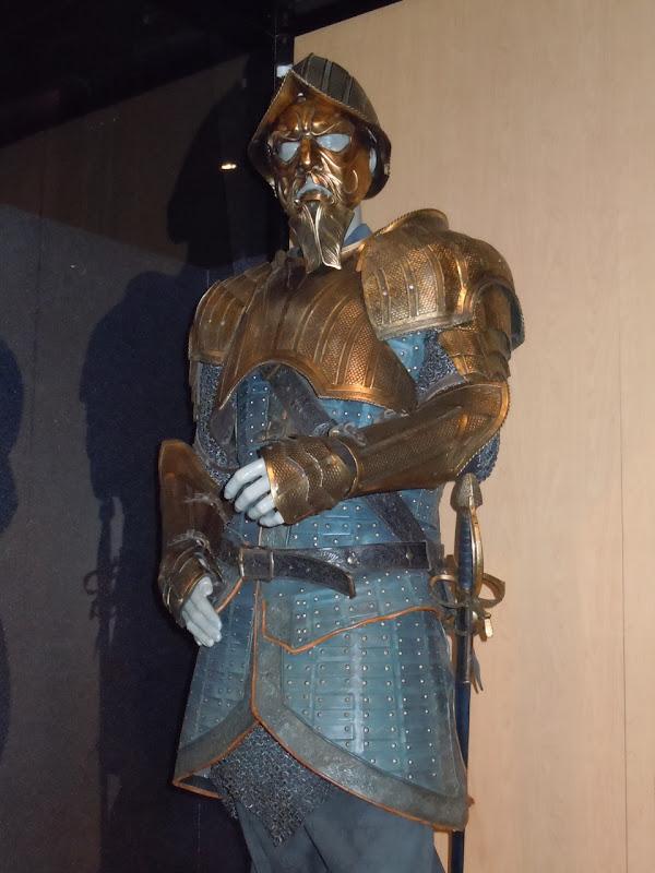 King Miraz Narnia battle costume