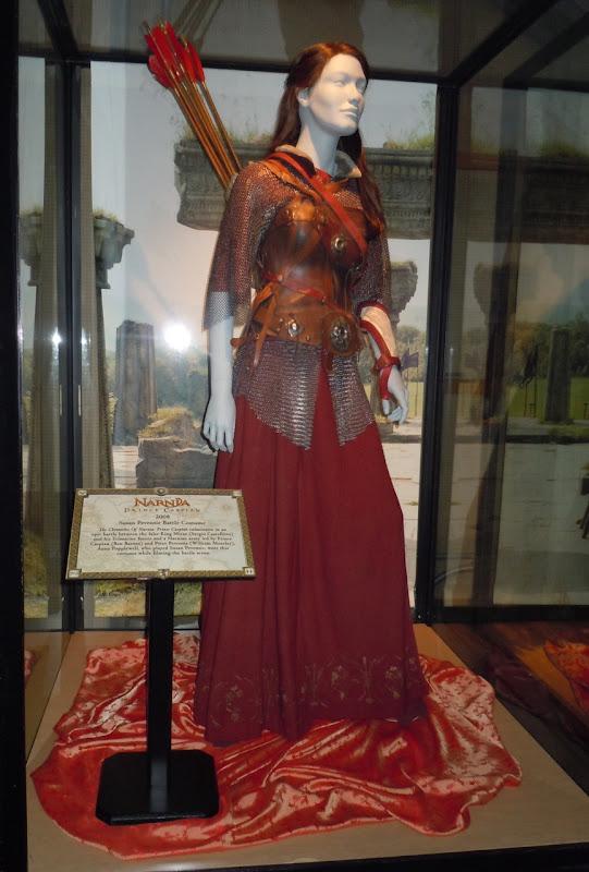 Susan Pevensie Narnia battle costume