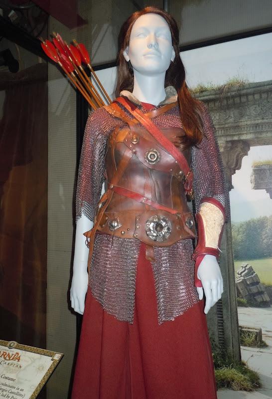 Narnia Prince Caspian Susan Pevensie costume