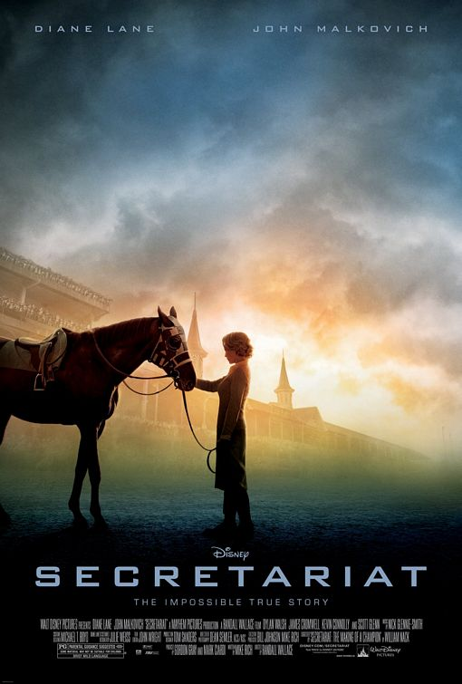 Disney Secretariat film poster