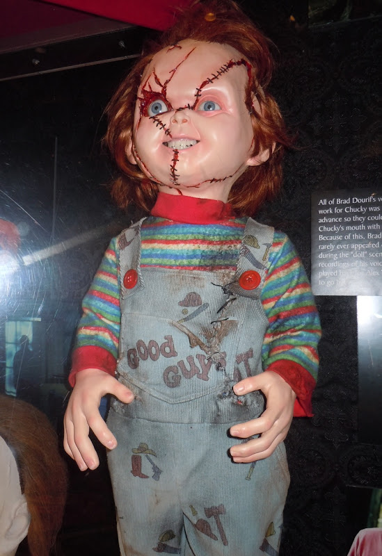 Chucky animatronic puppet Child's Play