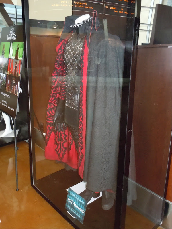 Stayne Knave of Hearts movie costume