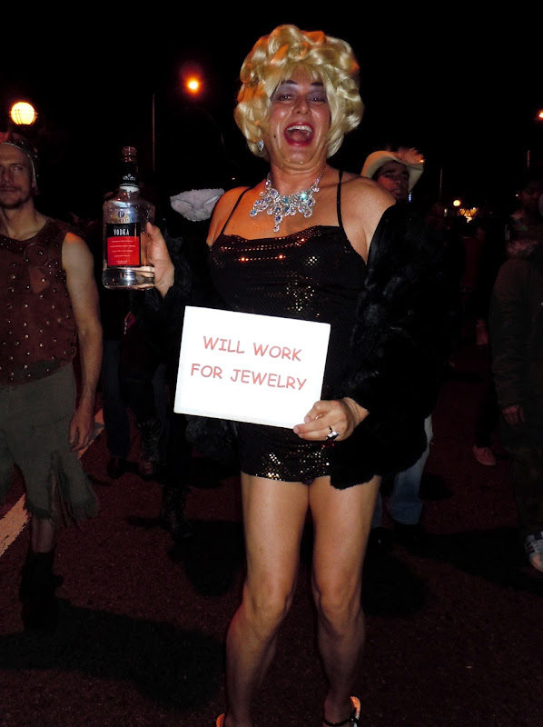 West Hollywood Halloween Carnaval Drag 2010