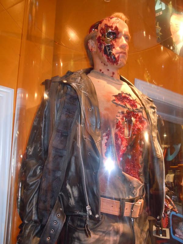 Terminator 2 Arnold Schwarzenegger movie prop