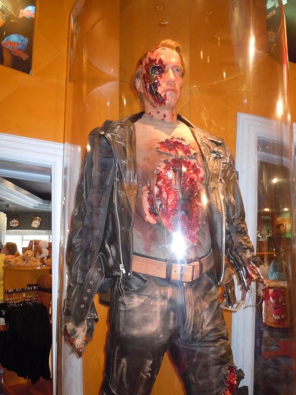 Arnold Schwarzenegger Terminator 2 cyborg