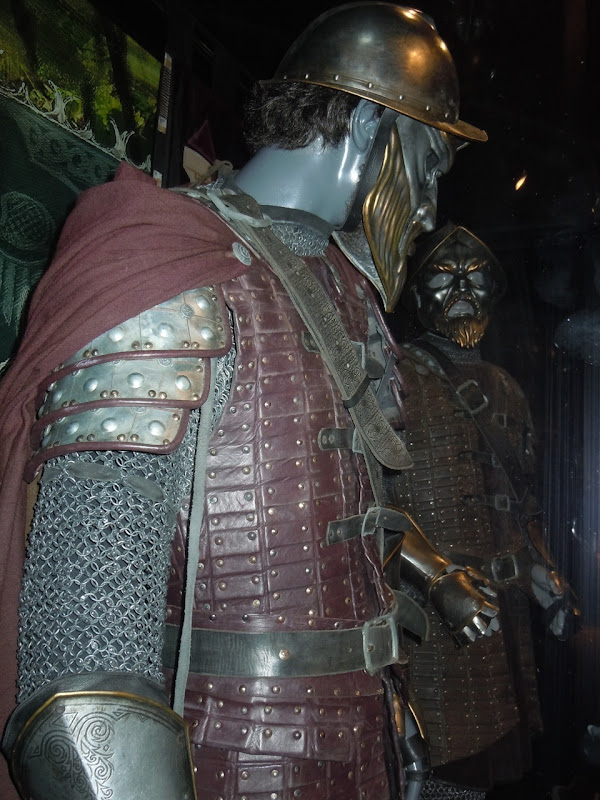 Telmarine Lord battle armour Narnia movie