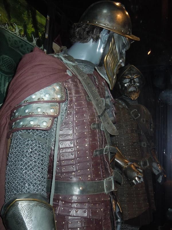 Telmarine Lord battle armour Narnia movie