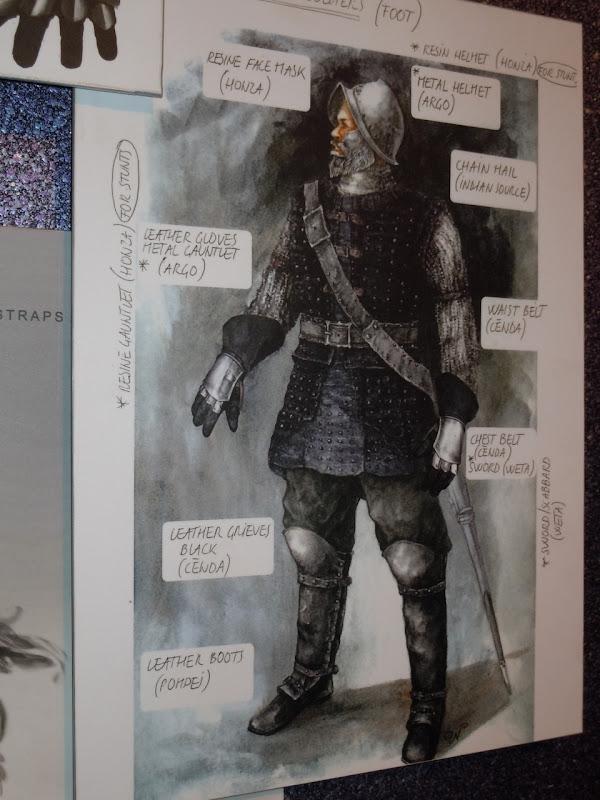 Telmarine Lord concept sketch