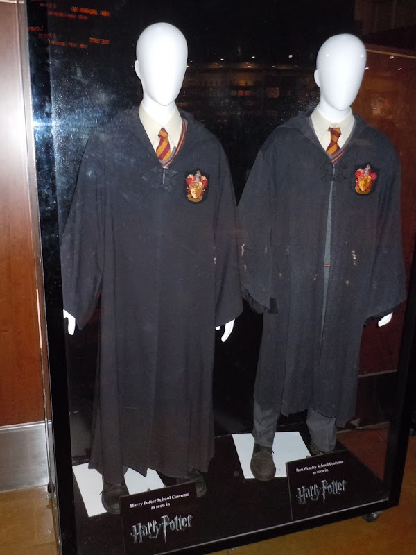 Harry Potter school movie costumes
