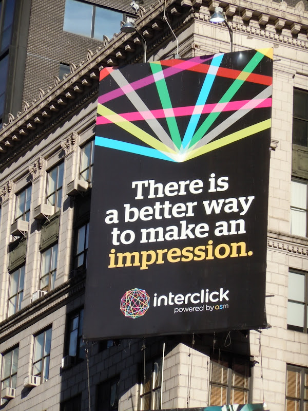 Interclick Better Way billboard