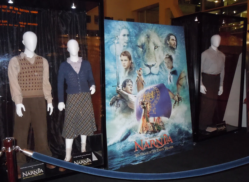 Narnia Voyage of the Dawn Treader movie costumes